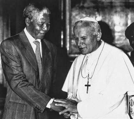 Nelson Mandela, 20th century colossus