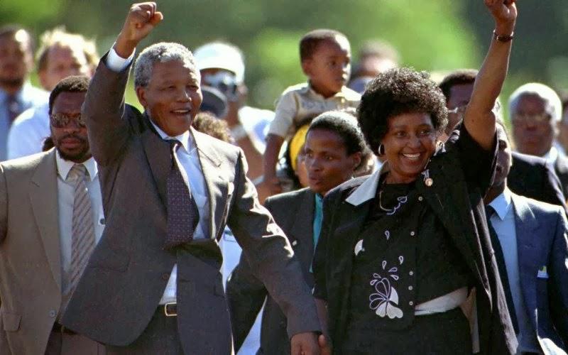 Why Nelson Mandela never forgave ex-wife, Winnie