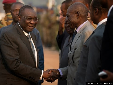 Central African Republic president and PM to resign
