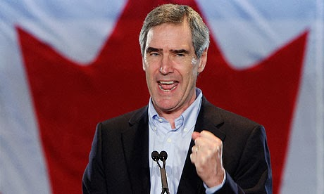 The refiner's fire: Michael Ignatieff, from classroom to politics