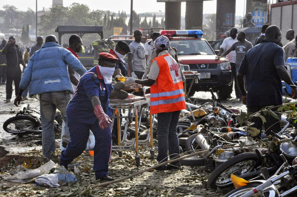 Insecurity and indecisiveness in Nigeria: the maddening race down the hill of self destruction