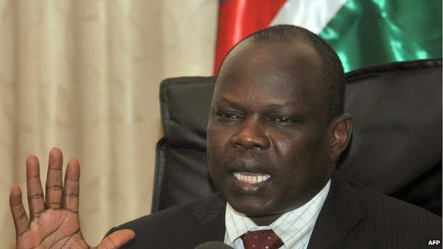 South Sudan drops treason case against four 'plotters'