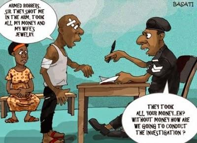 Why I am corrupt: In defense of Nigerians