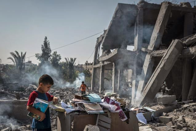 Nightmare in Gaza