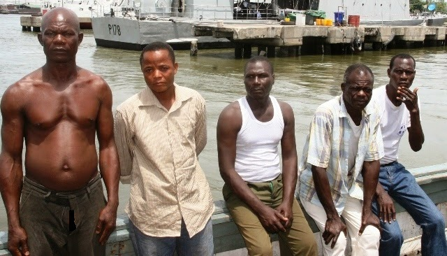 EFCC arraigns seven suspects for illegal fishing