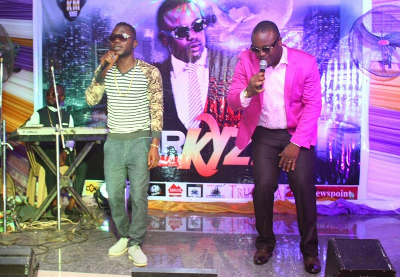 Mr. Kyze, Cruz plan fresh show down
