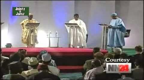 On presidential debates
