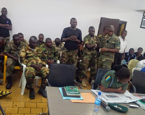 Amnesty opposes death sentence for 12 convicted Nigerian soldiers