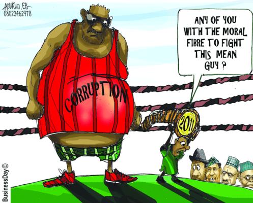 Anti-corruption Day: ZCC calls on President Jonathan to 'break the corruption chain'