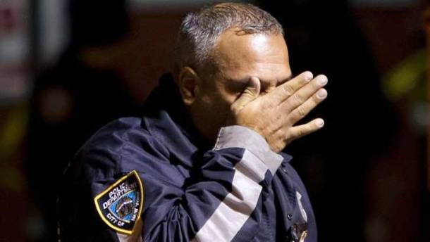 2 New York City police officers 'assassinated,' gunman kills self