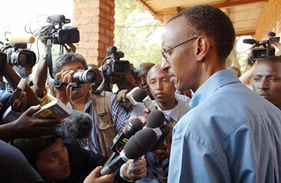Legacy of Rwanda genocide includes media restrictions, self-censorship