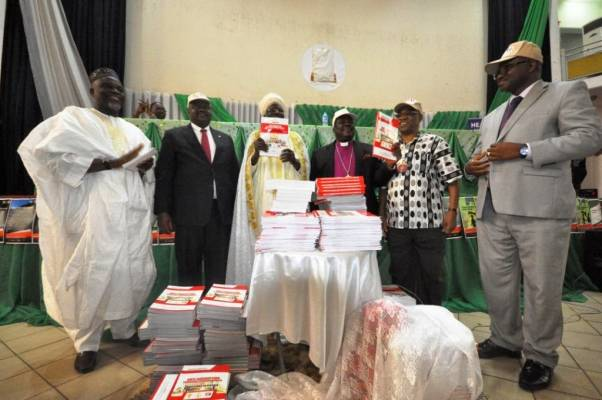 EFCC unveils inter-faith anti-corruption manuals