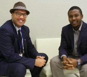 Ijnet's journalists of the month: Olufemi Akande and Abdel Aziz Hali