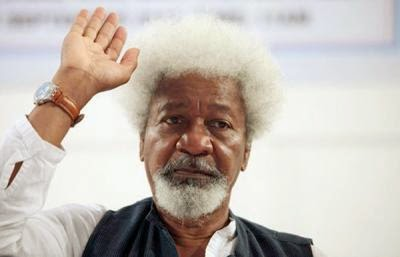 Identity thieves and the 2015 election peace accord - Wole Soyinka