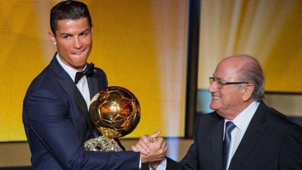 Ronaldo is a worthy Ballon d'Or winner