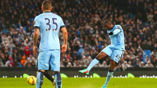 Yaya Toure wins African player of the year for fourth straight time