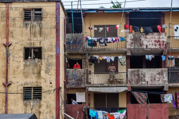 Festac Town: A Nigerian neighborhood symbolizes nation's tumble toward crisis
