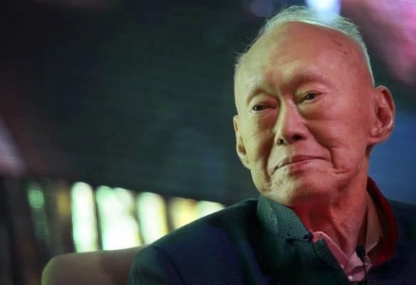 Lee Kuan Yew, founder of modern Singapore, dies at 91