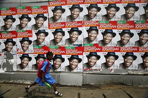 In election year, Nigeria's press feeling the pressure