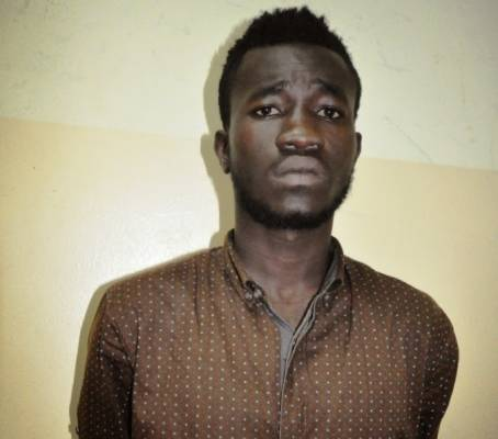 Suspected Internet fraudster in EFCC net for £54,000 romance scam