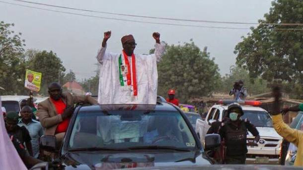4 Adamawa gubernatorial candidates endorse Ribadu