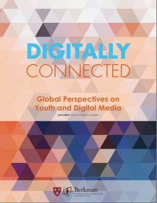New e-book shares views on youth and digital media