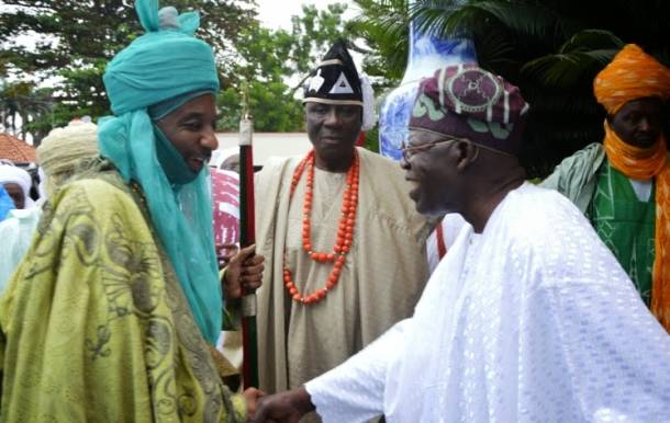 Which way for traditional rulers in Nigeria?