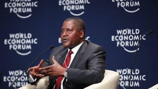 Aliko Dangote, Africa's richest man, still plans to buy Arsenal