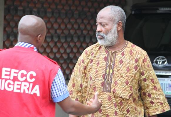EFCC arraigns businessman over stolen crude oil