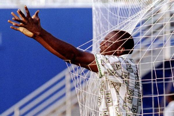 Remembering Rashidi Yekini, three years after