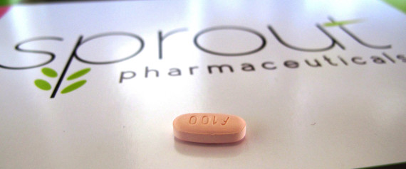 US government health experts back experimental 'Female Viagra'