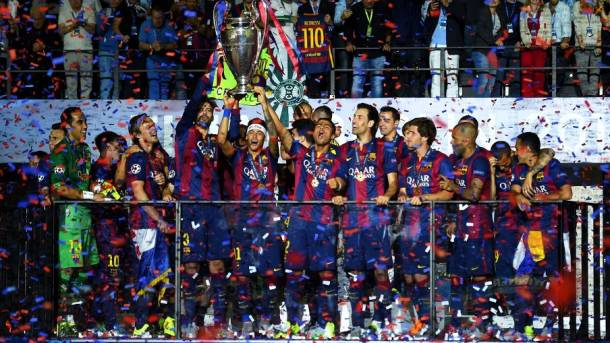 Barcelona beat Juventus to take Champions League glory