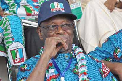 APC Leadership Watchdog calls for the resignation of national chairman, John Oyegun