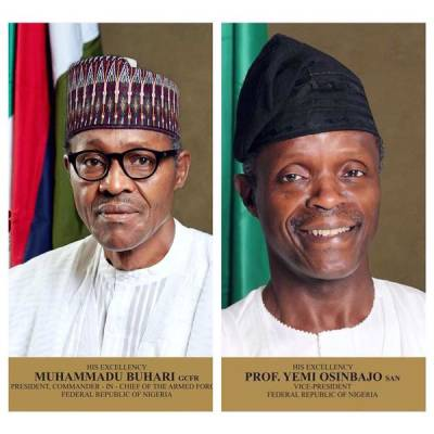 Say No Campaign Nigeria calls on President Buhari and Vice President Osinbajo to publicly declare their assets