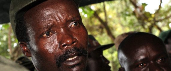 Fugitive warlord Joseph Kony is said to be sickly