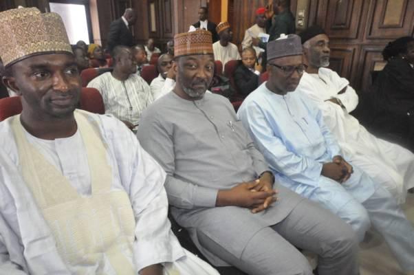Money Laundering: EFCC docks Ohakim, Nyako and son, Senator Abdul-Aziz Nyako