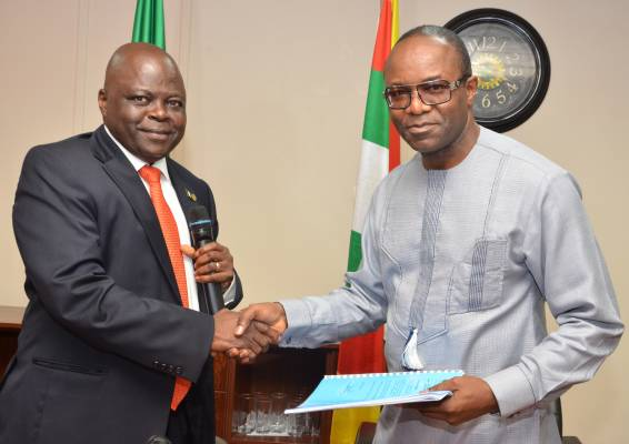 Dr. Emmanuel Ibe Kachikwu takes over as GMD of NNPC