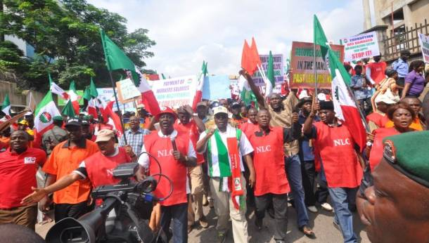 Anti-graft war: organized Labour backs EFCC