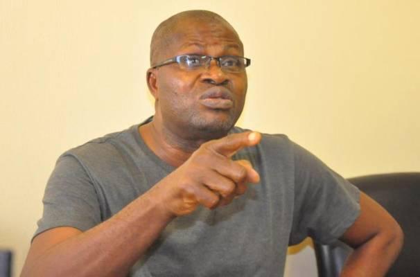 EFCC declares Okereke, fugitive DG of NATFORCE wanted