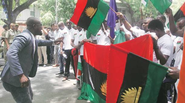 Neo-Biafrans and the Nigerian state