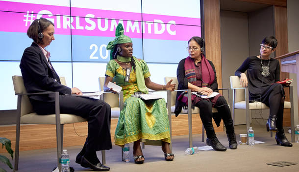 #GirlSummitDC mobilizes action to end child marriage