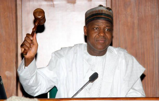 Dogara blames Boko Haram crisis on failure of leadership…Seeks international support to rehabilitate North-east