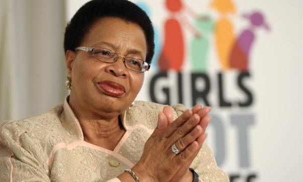When Graça Machel visited Nigeria