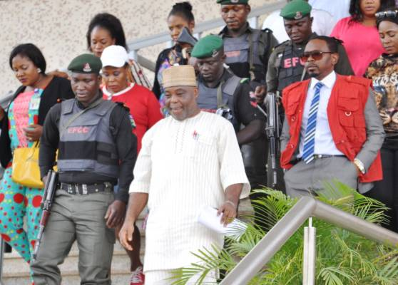 Armsgate: Dokpesi loses bail bid as court adjourns to Dec 14