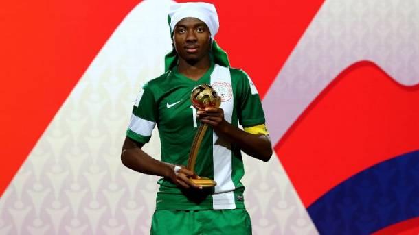 Arsenal set to sign Nigeria U17s Kelechi Nwakali, Samuel Chukwueze