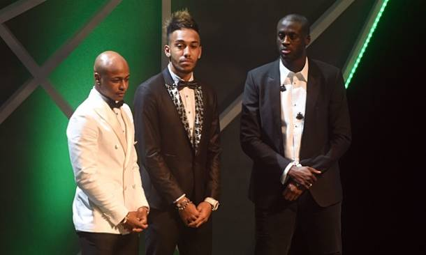 Yaya Touré reacts angrily to not being African footballer of the year: 'This is what brings shame to Africa,' Touré is reported to have said