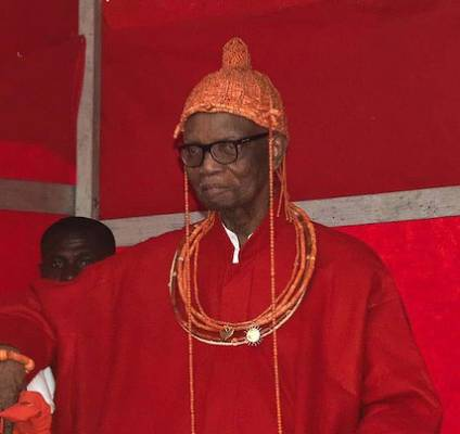 Why Oba of Benin is number one