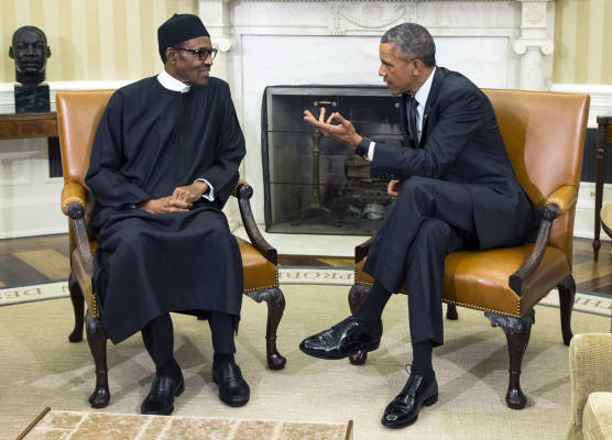 Partnership with Nigeria: The U.S. view