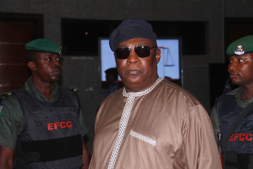 Armsgate: Court grants Badeh N2bn bail…trial continues March 14