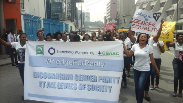 Media managers charged to ensure gender parity in the newsroom #GenderParity #ReportWomen